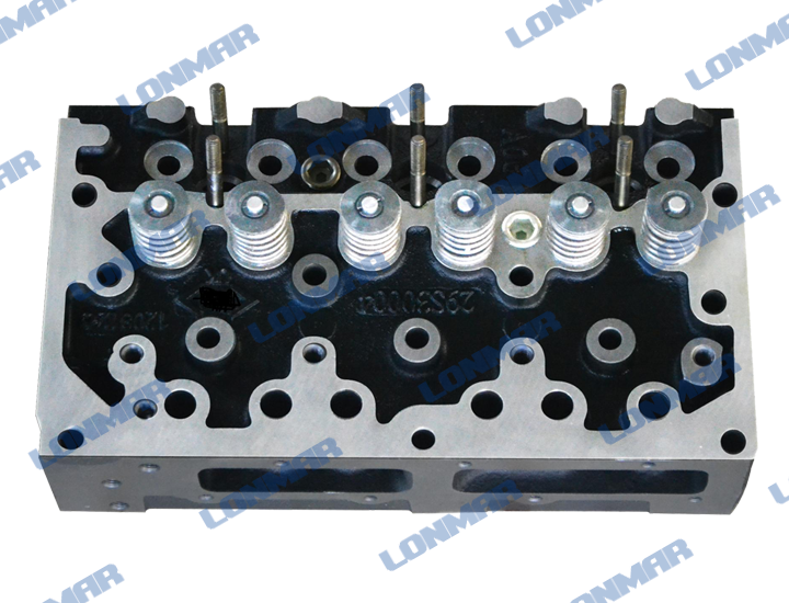 Perkins Tractor Parts Cylinder Head Assembly High Quality Parts