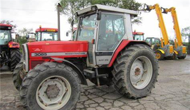 Use and Maintenance of Tractor Braking System