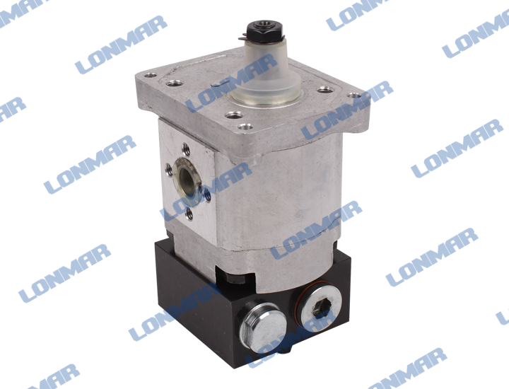 Fiat Tractor Parts Hydraulic Pump High Quality Parts