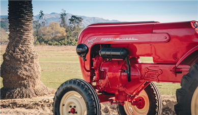 How to Solve the Common Failures of Tractors