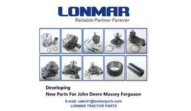 Developing New Parts for John Deere Massey Ferguson