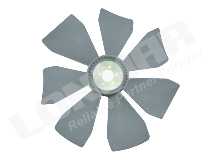 Perkins Tractor Parts Fan Blade High Quality Parts